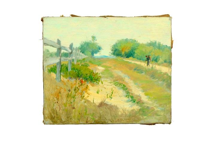 landscape by john henry twachtman