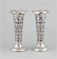 vasen (pair) by william aitken