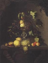 früchtestilleben by laurens craen