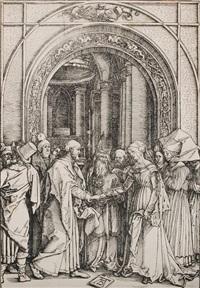 mariens verlobung by albrecht dürer
