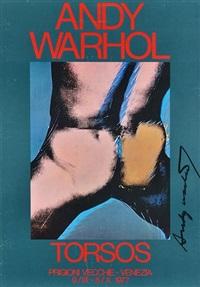 torsos by andy warhol