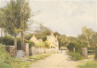 an english village by eyres simmons