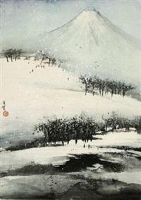 风景 by jiang mingxian
