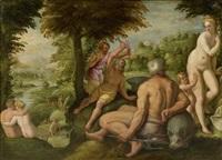 götterversammlung: die liebe der götter by paolo fiammingo dei franceschi