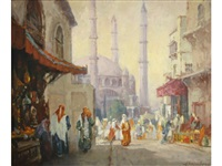 hagia sophia by george thompson pritchard