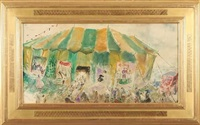 st. john terrel's music circus, lambertville, new jersey by charles ward
