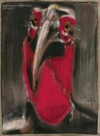 非洲犀鸟 by liu chiwei