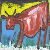 la vache by rené gertsch