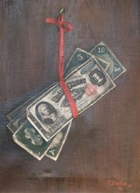 money trompe l'oeil by ferdinand danton the younger