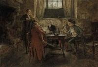 an article at the inn by c. leilez