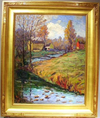 house along the stream by fern isabel coppedge