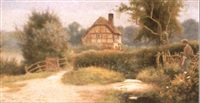 a summer's morning, near heswall by james aitken