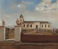 st. john's cathedral, antigua by john bisbee