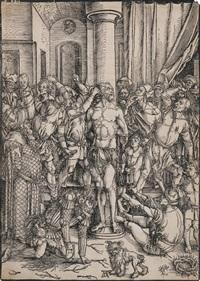 geisselung christi by albrecht dürer