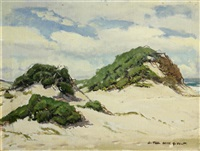 dune land by arthur hill gilbert
