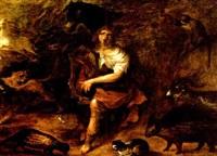 orpheus und die tiere by david colyns