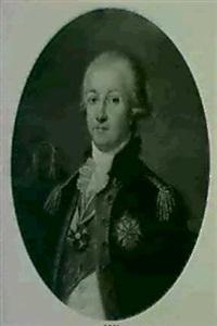 portrait of a man in uniform by pietro labruzzi