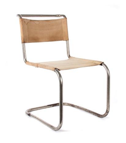 Freischwinger B 33 Chair By Marcel Breuer