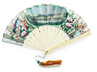fan (recto/verso) by chinese school-canton (19)