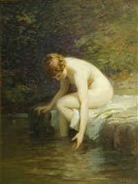 arethusa by william jacob baer