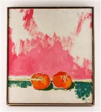 two tangerines by bernard chaet