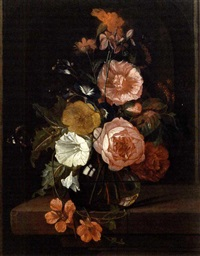 blumenstilleben by david davidsz de heem the younger