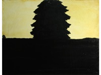 untitled (tree) by joe andoe