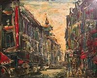 street scene by pascal cucaro