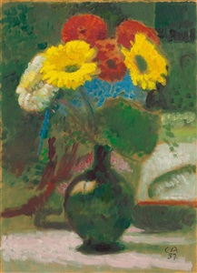 artwork by cuno amiet