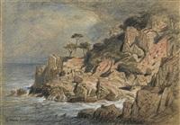point lobos, monterey, california by samuel colman