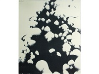 untitled (snow) by soichiro tomioka
