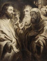 jesus and nicodemus by anonymous (18)
