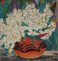 瓶花 by bai fengzhong