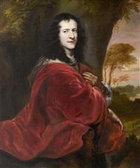 portrait eines edelmannes by jürgen ovens