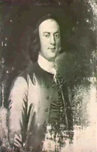portrait of robert livingston by john wollaston
