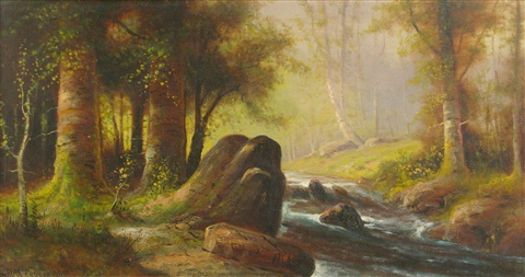 forrest stream by astley david middleton cooper