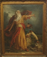 king lear by george frederick bensell