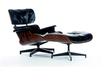 lounge chair by charles and ray eames