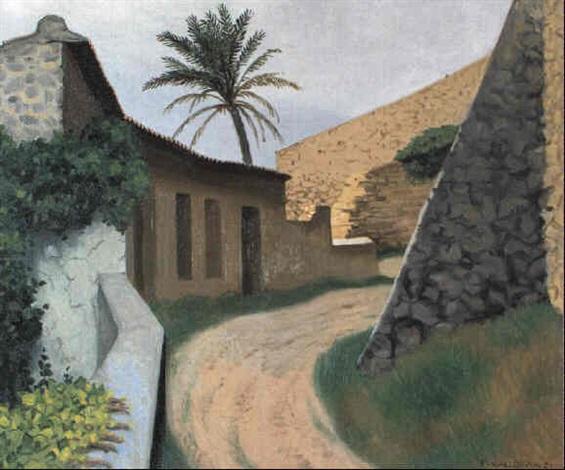 Cagnes by Félix Vallotton on artnet
