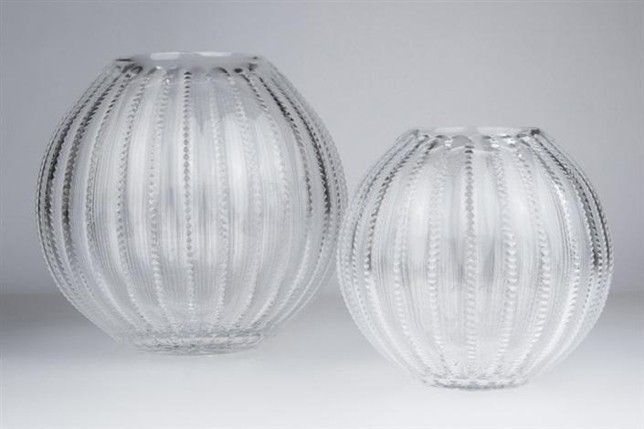 Two William Yeoward Inez Vases By William Yeoward On Artnet