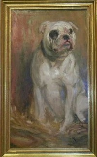 "portrait of ""rufus"" by robert l. alexander"