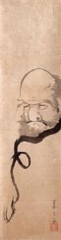 daruma by shohaku