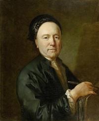 portrait des johann caspar füssli by anton graff