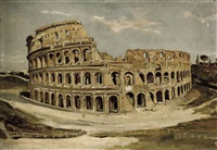 the colosseum by a. piattoli