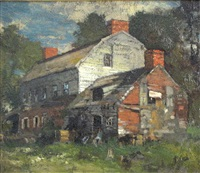 the old farmhouse by george herbert mccord
