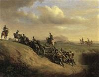 schweizer artillerie um 1842 by adolphe gandon