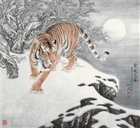 霜风晨月 by meng xiangshun
