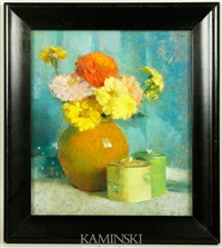 the little yellow pot by laura hill