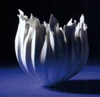 a tulip by kurt spurey