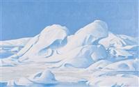 icebergs by paul rodrik